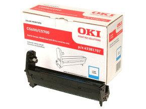 Oki C5600/5700 Cyan Drum Kit