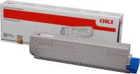 OKI C831/C841 Magenta Toner Cartridge