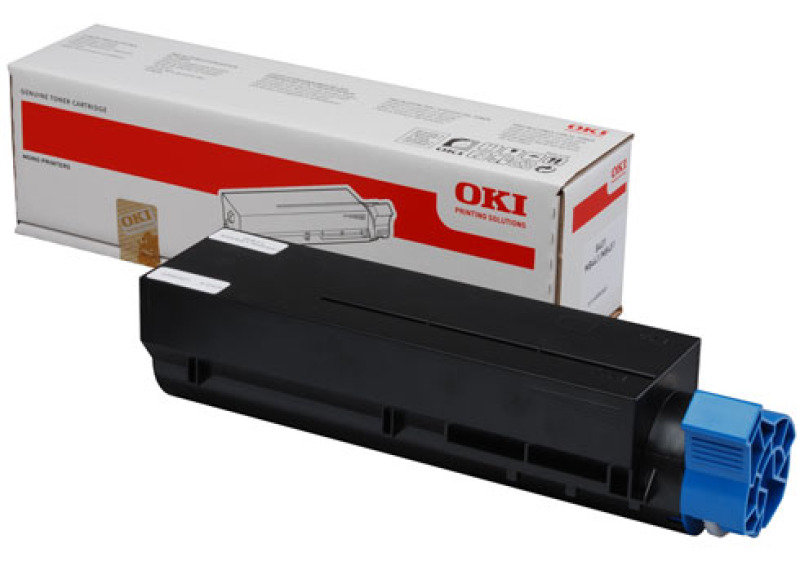 OKI B401 Black Toner Cartridge