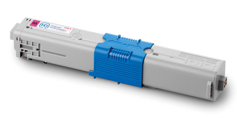 Oki C510DN Cyan Toner Cartridge