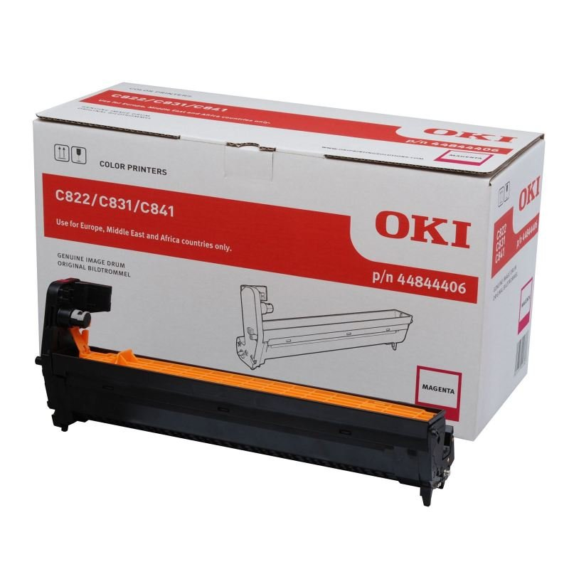 OKI C822 Magenta Imaging Drum