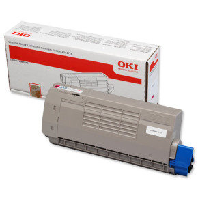 OKI - Toner cartridge - Black - For C711