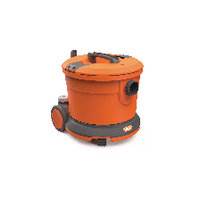 Vax Commercial Cylinder Vacuum Cleaner Orange and Grey