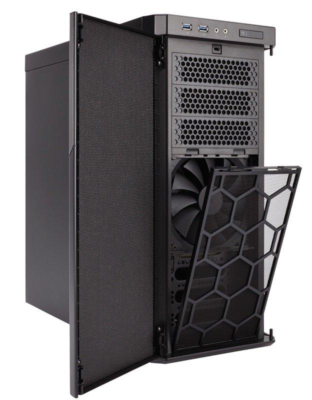 Corsair Carbide Series 330R Titanium Quiet Mid-Tower Case