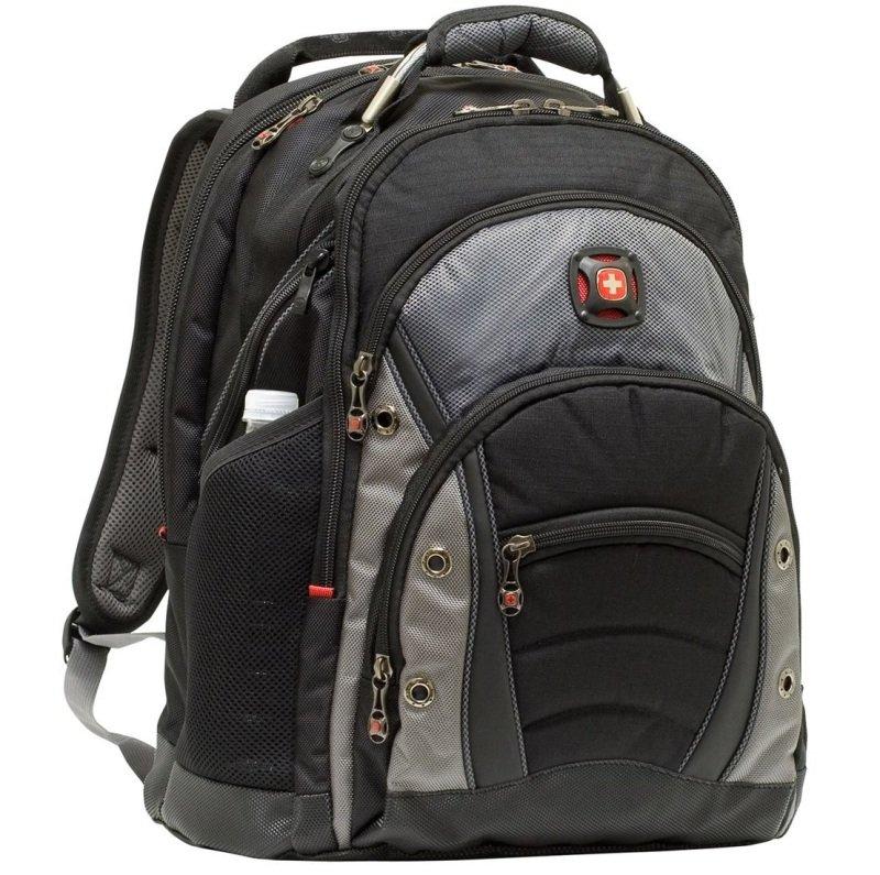 Wenger Swissgear Synergy 15 4 Backpack Black