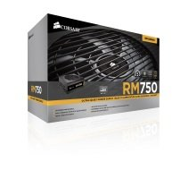 Corsair RM 750W Fully Modular 80+ Gold Power Supply