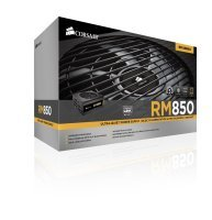Corsair RM 850W Fully Modular 80+ Gold Power Supply