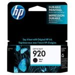 HP 920 Black Ink Cartridge - CD971AE