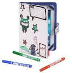 Tech Air Kids Little Monsters Doodle Case