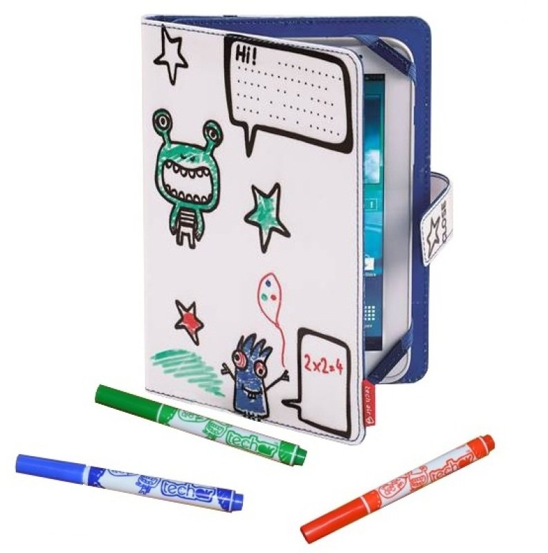 Tech Air Kids Little Monsters Doodle Case