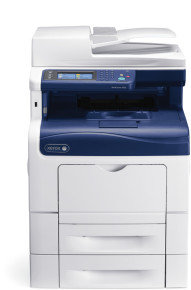 Xerox WorkCentre 6605V_DN A4 Multifunction Laser Printer