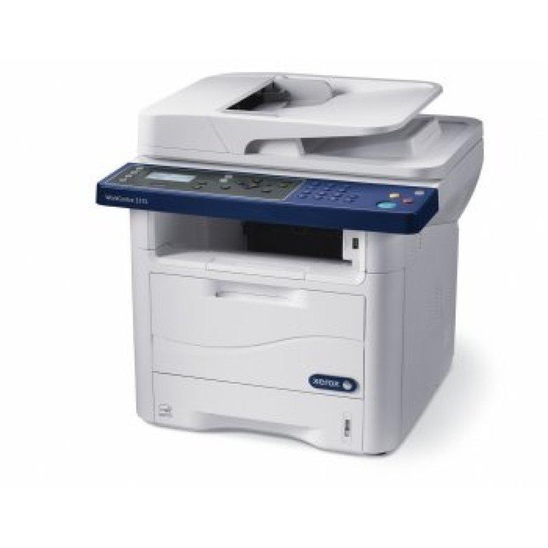Image of Xerox WorkCentre 3655X A4 Mono Laser Printer