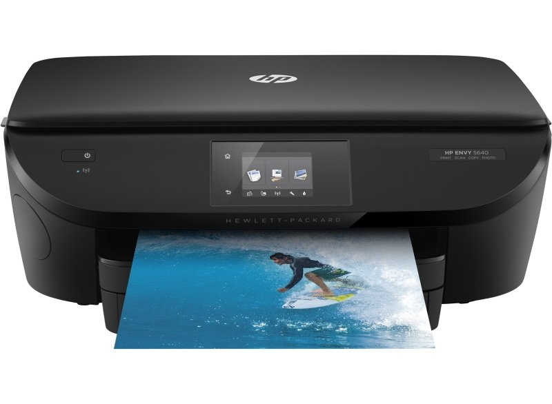 HP ENVY 5640 eAllinOne A4 Wireless Inkjet Printer