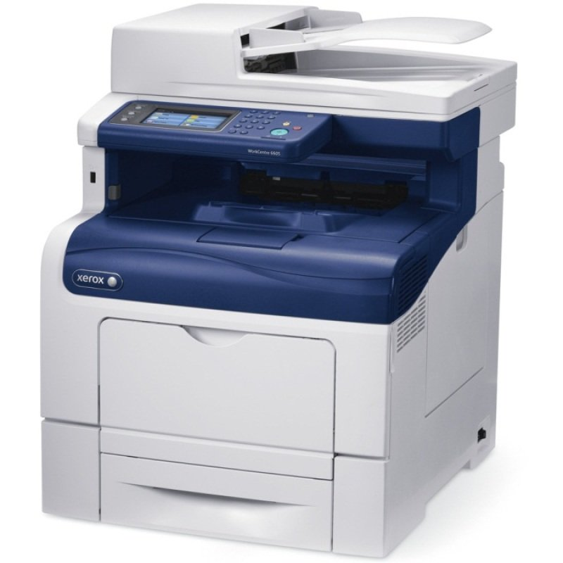 Xerox 6605_DN A4 Duplex Colour Multifunction Printer