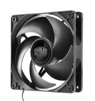 Cooler Master Silencio FP120 PWM Edition - 120MM, 800-1400RPM, Loop DYNAMIC BEARING, 6.5-11 DBA Fan