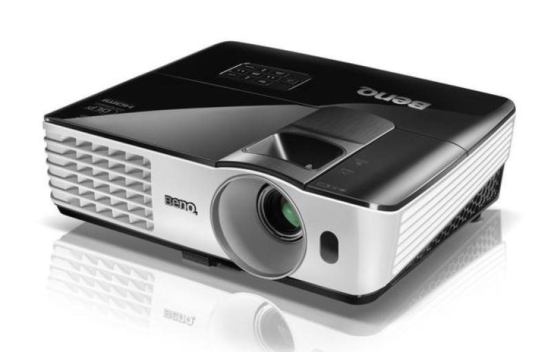 Image of BenQ Mw665+ Dlp, WXGA Projector
