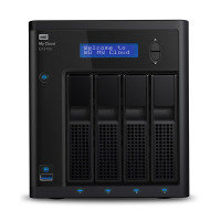 WD My Cloud Expert Series EX4100 16TB (4 x 4TB) 4-Bay NAS
