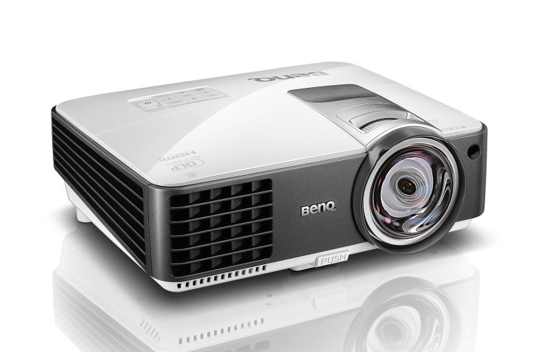 BenQ Mx806st Dlp, Xga, Short-throw Projector