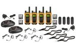 Motorola TLKR T80 500mw 10km 2 Way Radio Walkie Talkie