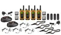 Motorola TLKR T80 500mw 10km 2 Way Radio Walkie Talkie