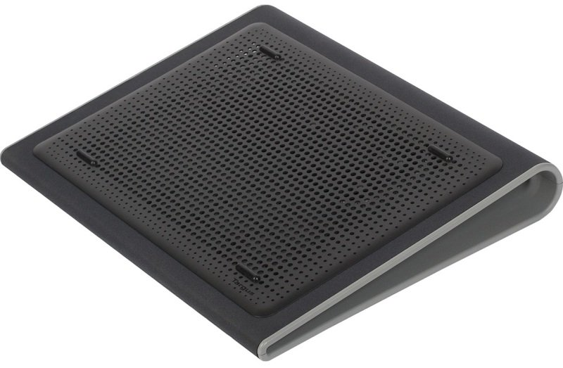Targus Lap Chill Mat  Notebook fan  grey black for Laptops up to 17&quot