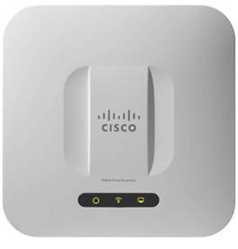 Cisco Small Business WAP 561 Wireles-n Dual Radio - Selectable-band Access Point with Single Point Setup