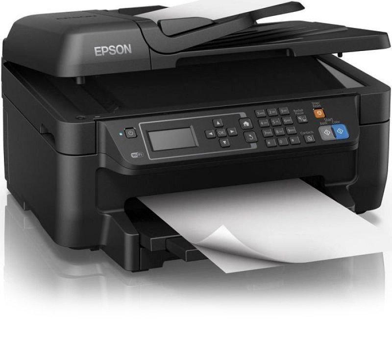 Image of Epson WorkForce WF-2650DWF A4 Colour Multifunction Inkjet printer