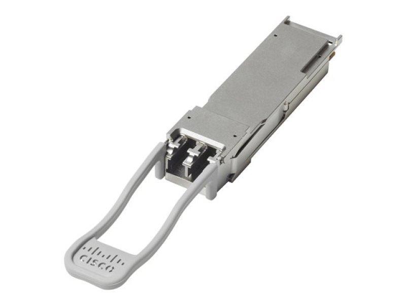 Cisco QSFP40G BiDi Short-reach Transceiver