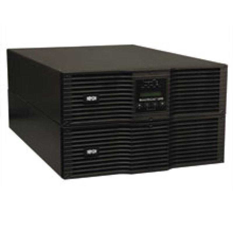 Tripp Lite SmartOnline 8000VA On-Line Double-Conversion UPS 6U Rack/Tower