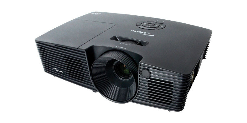 Image of Optoma W310 WXGA DLP Projector - 3000 lms