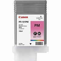 Canon LUCIA PFI-101 PM Photo Magenta Ink Cartridge