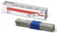 Oki Yellow High Yield Toner Cartridge