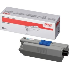 Oki 44469803 Black Toner Cartridge