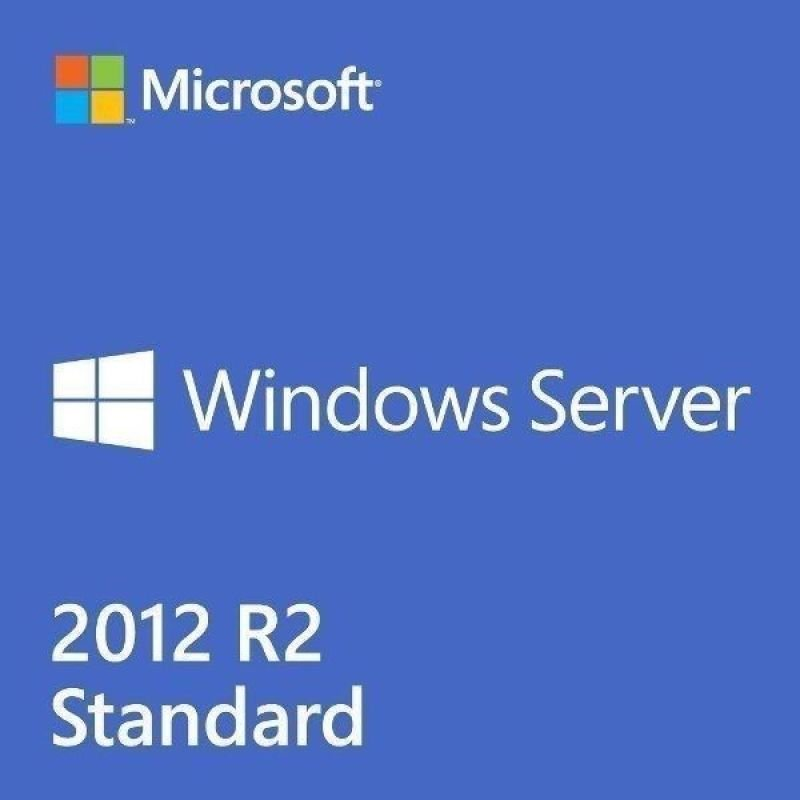 Windows Server 2012 R2- Standard Edition