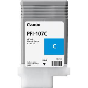 Canon PFI-107C Cyan Ink Tank 130ml