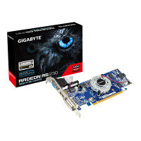 Gigabyte R5 230 1GB DDR3 VGA Dual Link DVI HDMI PCI-E Graphics Card