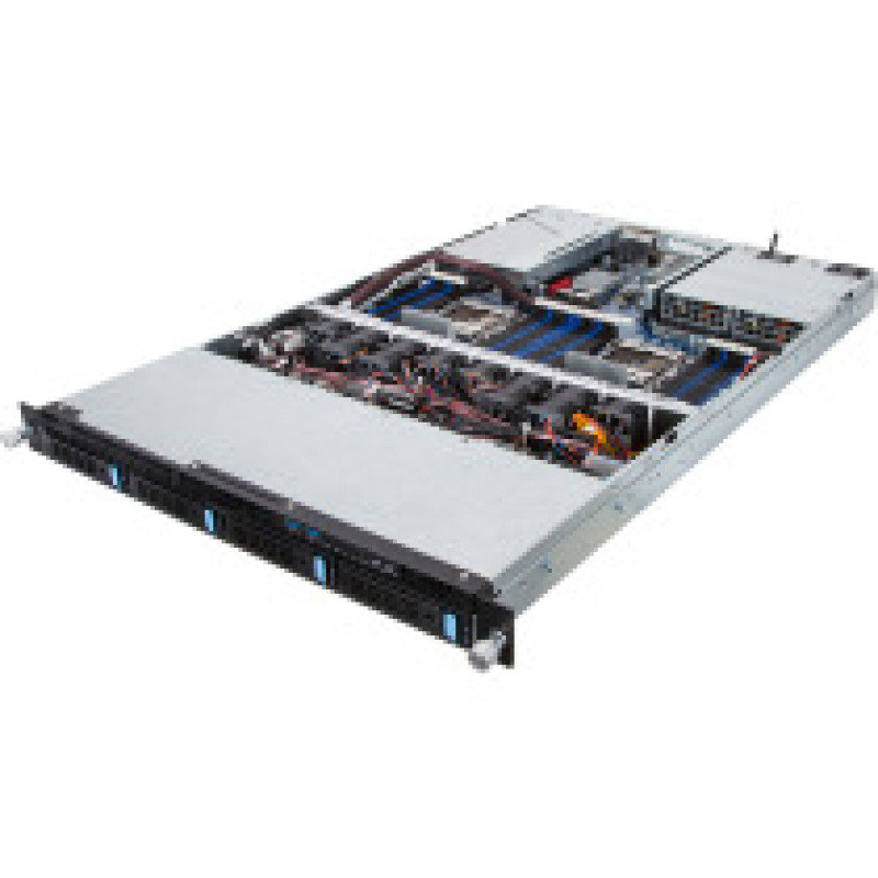 Gigabyte R180-F34 1U Rackmount Server Solution with Windows Installed