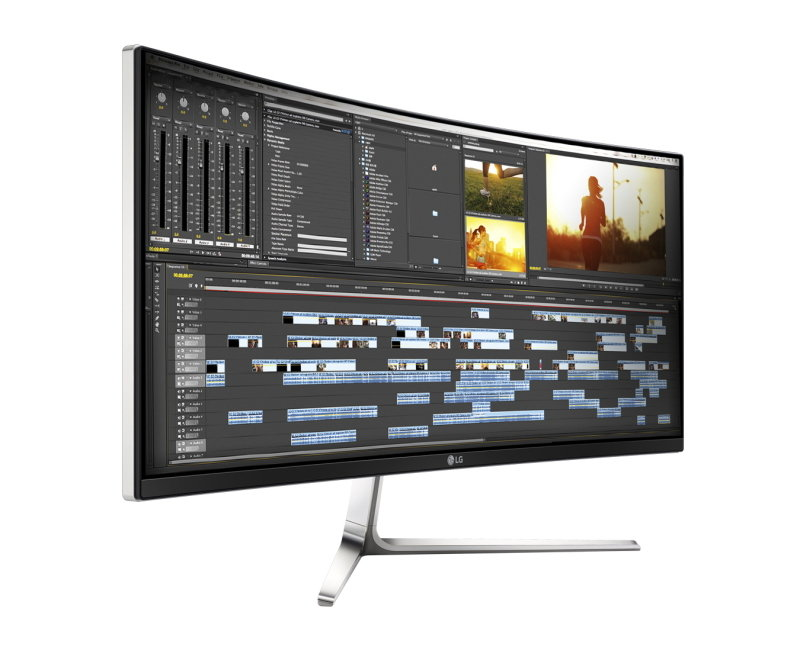 Image of 34UC97-P/ 34' IPS Curved 3440X1440 2XHDMI 21:9 CURVED ULTRAWIDE IPS MONITOR