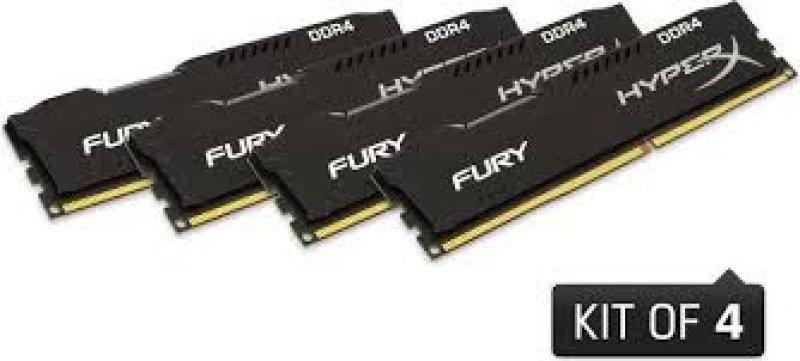 HyperX HX424C15FBK4/16 16GB 2400MHz DDR4 Memory