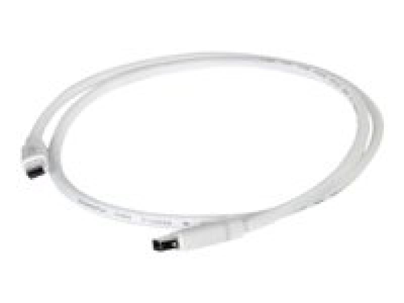 C2G 1m Mini DisplayPort Cable M/M - White
