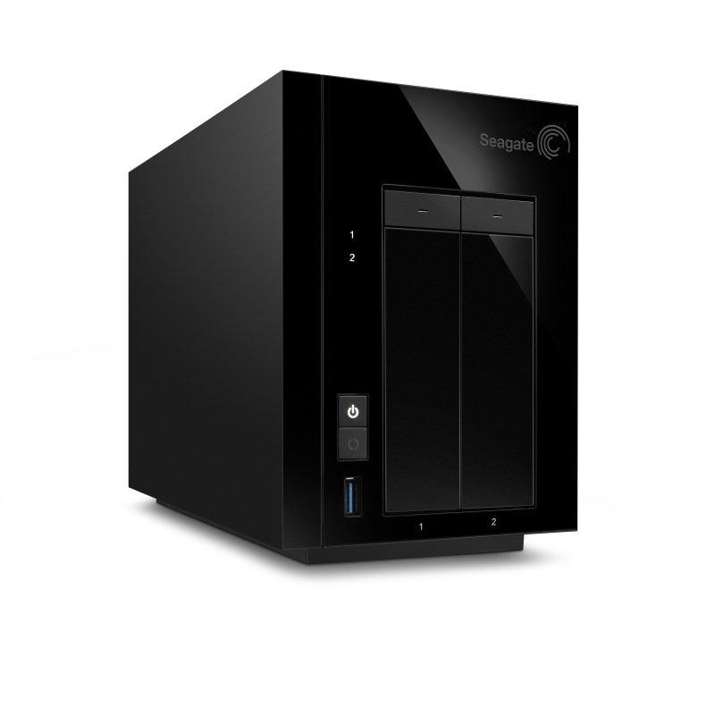 Seagate 4TB NAS Pro 2-bay