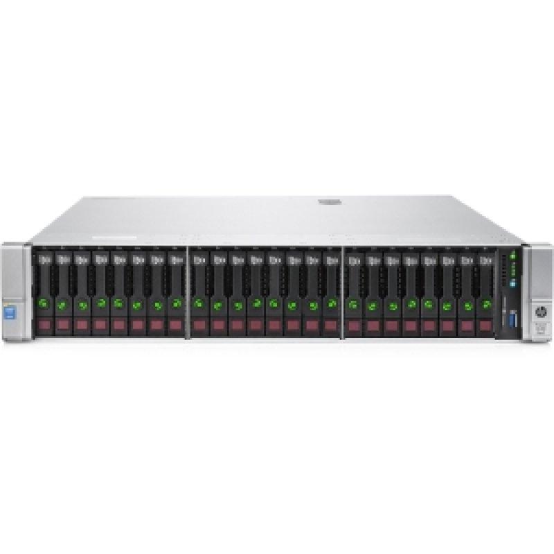 HPE ProLiant DL380 Gen9 E5-2690v3 2P 32GB P440ar 8SFF 2x10Gb 2x800W High Perf Server