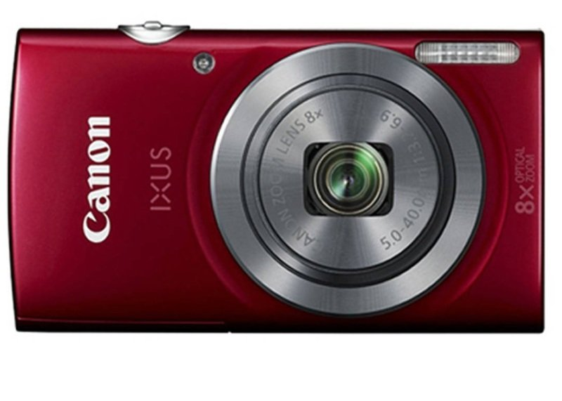 Canon IXUS 160  Red (145 Replacement)