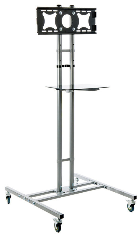 Image of Xenta TV Trolley with Shelf