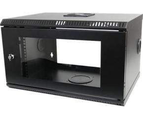 StarTech.com 6U 19in Wall Mount Server Rack Cabinet with Acrylic Door Rack