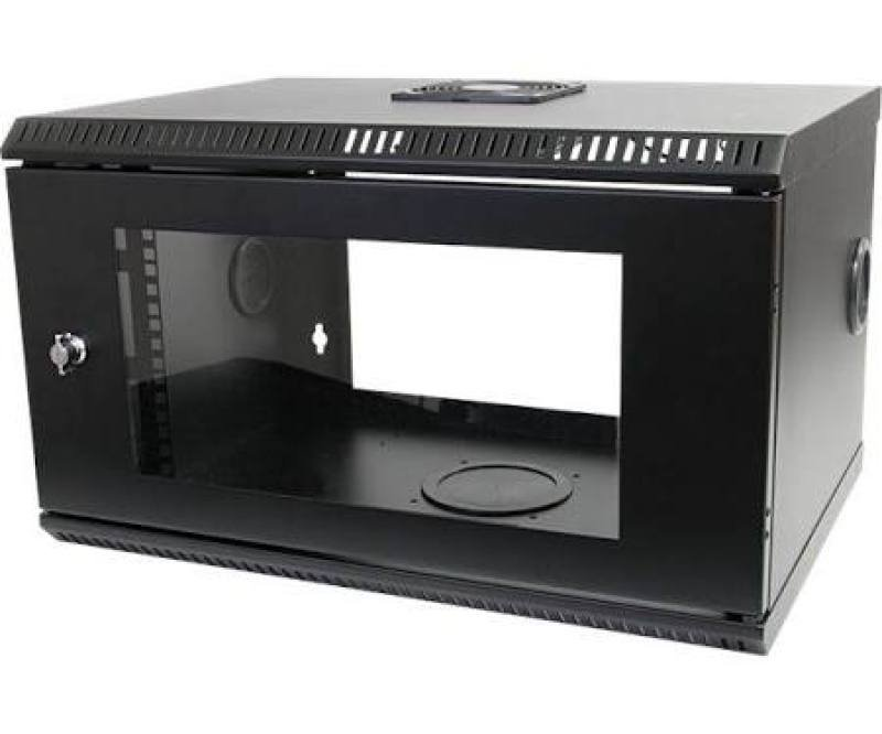 StarTech.com 6U Patch Panel Cabinet - Lockable Wall Mount Network Rack Enclosure