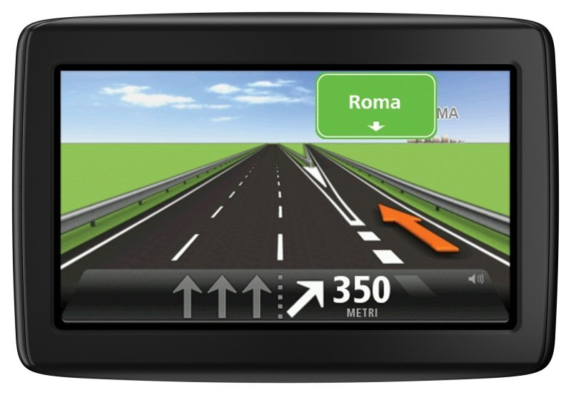 TomTom Start 25 Sat Nav with Europe Maps & Lifetime Map Updates(45 countries)