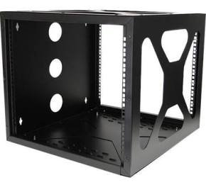 Startech 8U 19 Inch Wall Mount Side Mount Open Frame Rack Cabinet