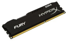 Hyperx Fury Black Series 4GB DDR4 2133MHz Cl 14 DIMM Memory