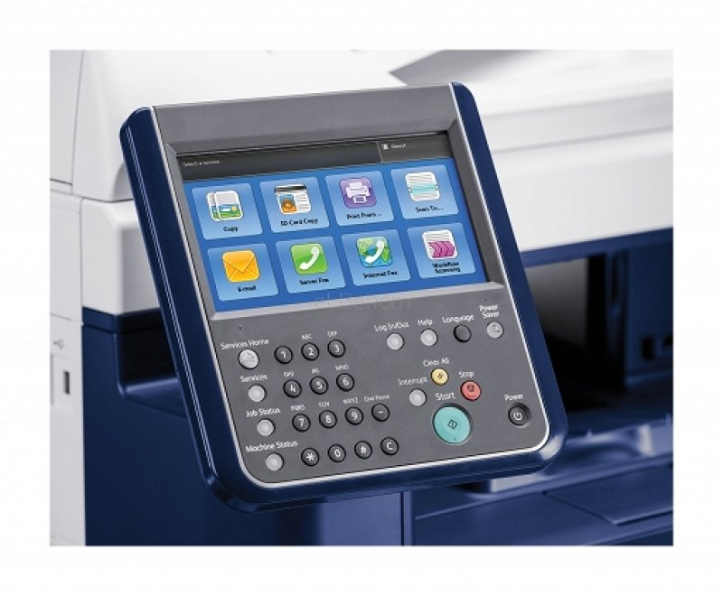 Xerox Workcentre 6655 A4 Colour Multifunction Laser Printer